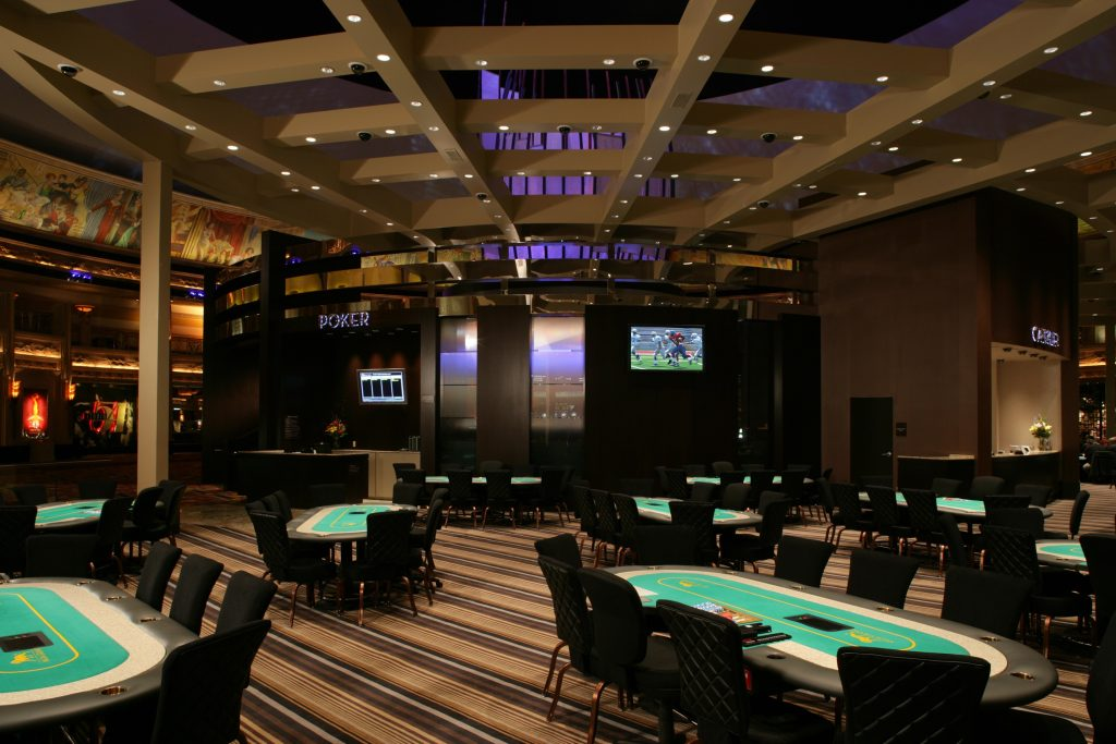 A Poker Rooms Casino