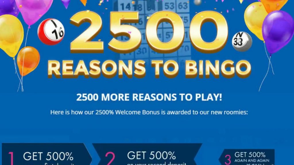 No Deposit Bingo – Offers an opportunity to Earn Attractive Bonuses